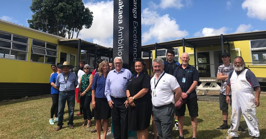 NorthTec relaunches Dargaville learning centre