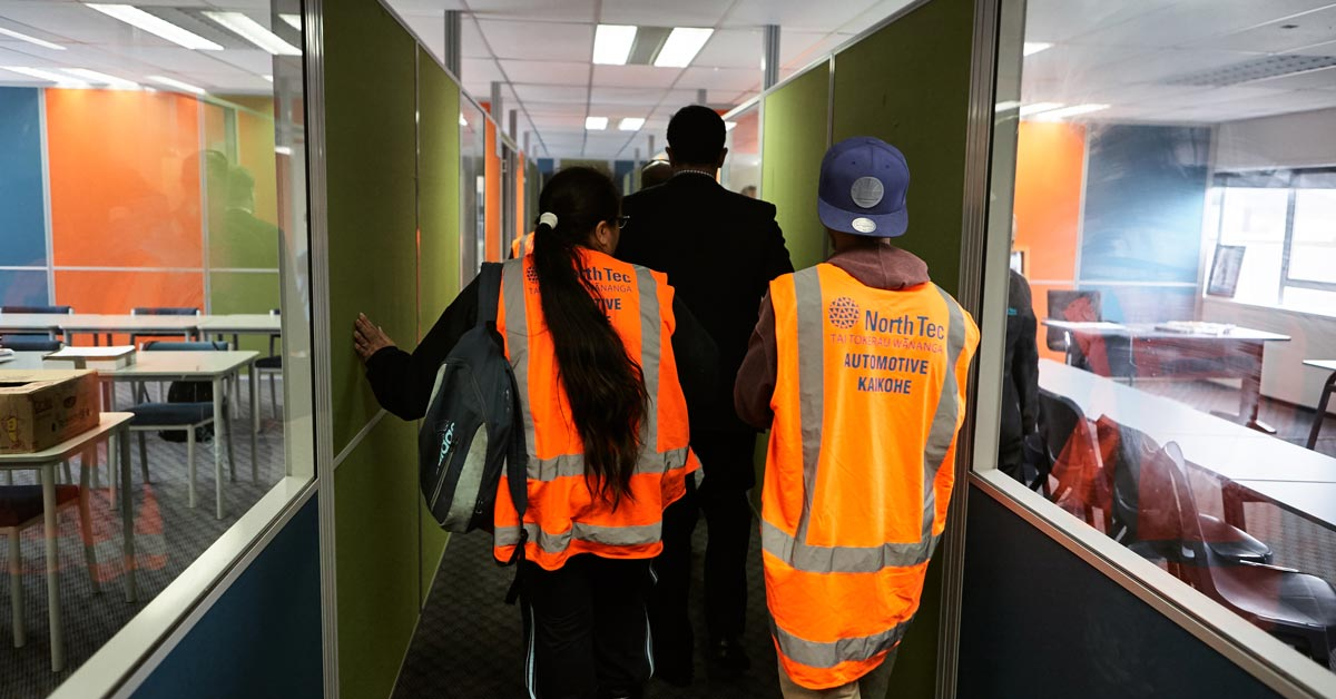 NorthTec Open Day - Kaikohe