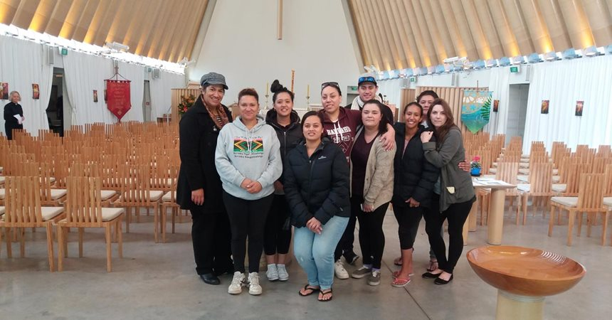 Nursing students benefit from Māori hui