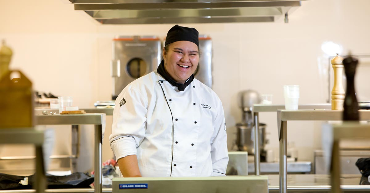 New Zealand Diploma in Cookery (Advanced) (Level 5)   NorthTec