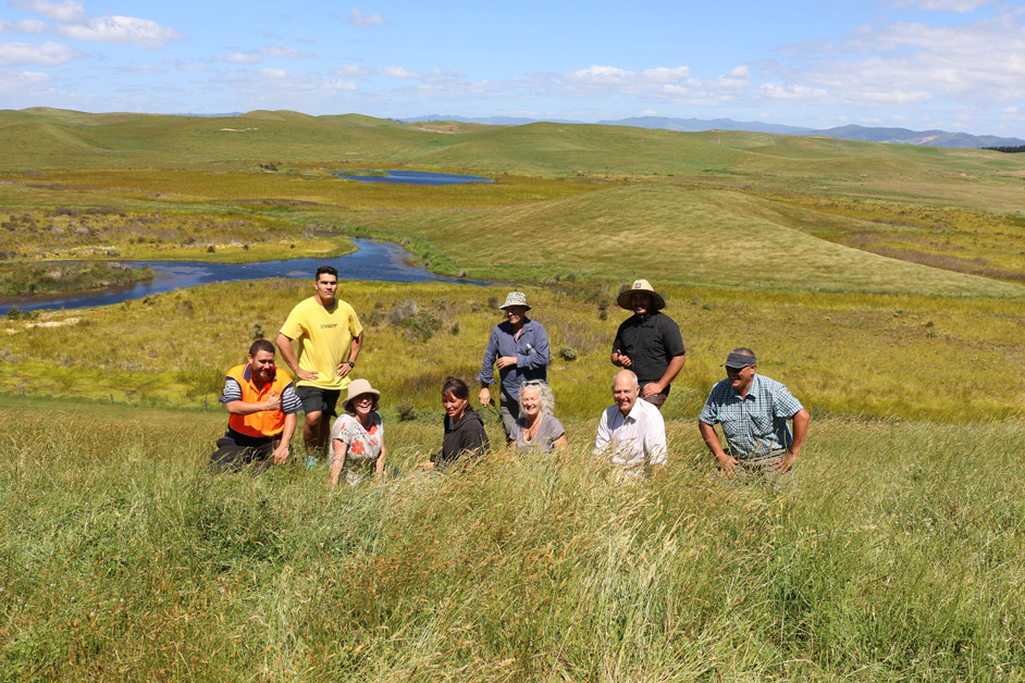 Collaborative project restores dune lakes