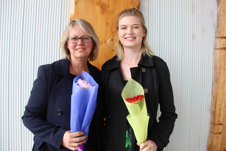 Mother and daughter finish nursing degree together