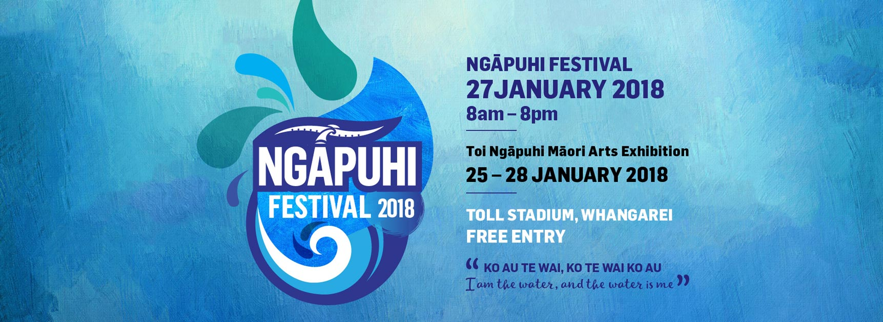 NorthTec proud to support the Ngāpuhi Festival