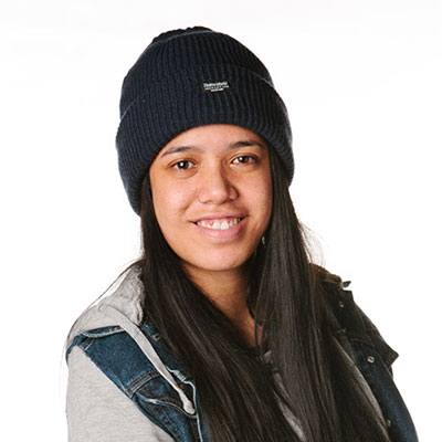 Aroha Tuaeu - Science student