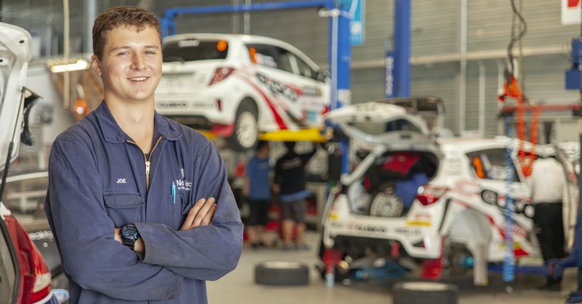 International Rally brings a rare opportunity for NorthTec students