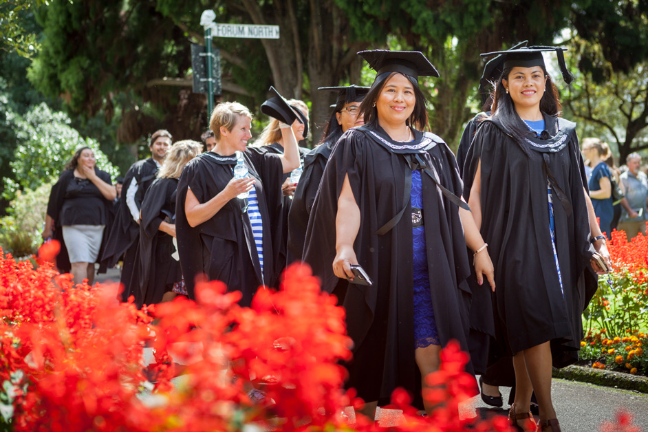 NorthTec graduates celebrate their special day