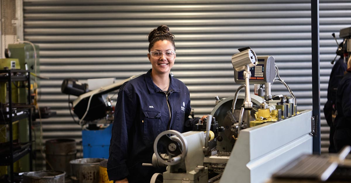 new zealand certificate in mechanical engineering  level 3