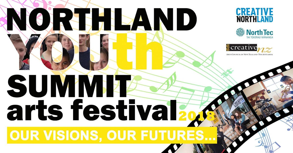 Northland Youth Summit Arts Festival 2018