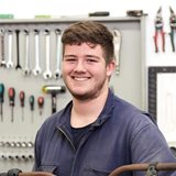 Ryan Mills - Automotive (Vocational Skills)