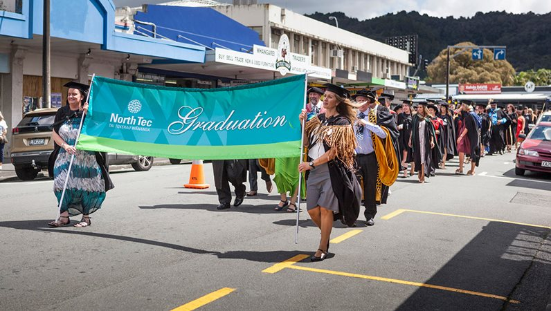 NorthTec graduands gear up for special day