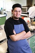 Nathan Crossley - Hospitality (Vocational)