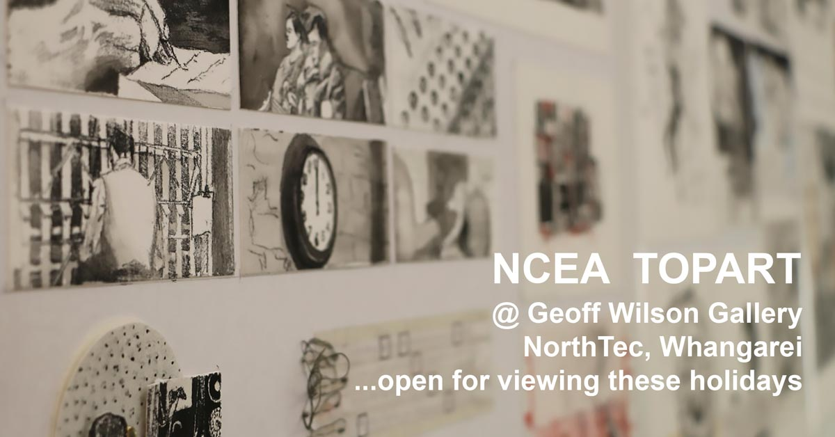NCEA Top Art Exhibition