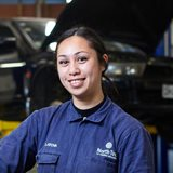 Latoya Ruawhare - Automotive