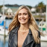 Jessica Swanepoel - Check-in Agent, Air New Zealand