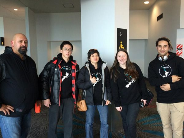 NorthTec student reps head for Wellington