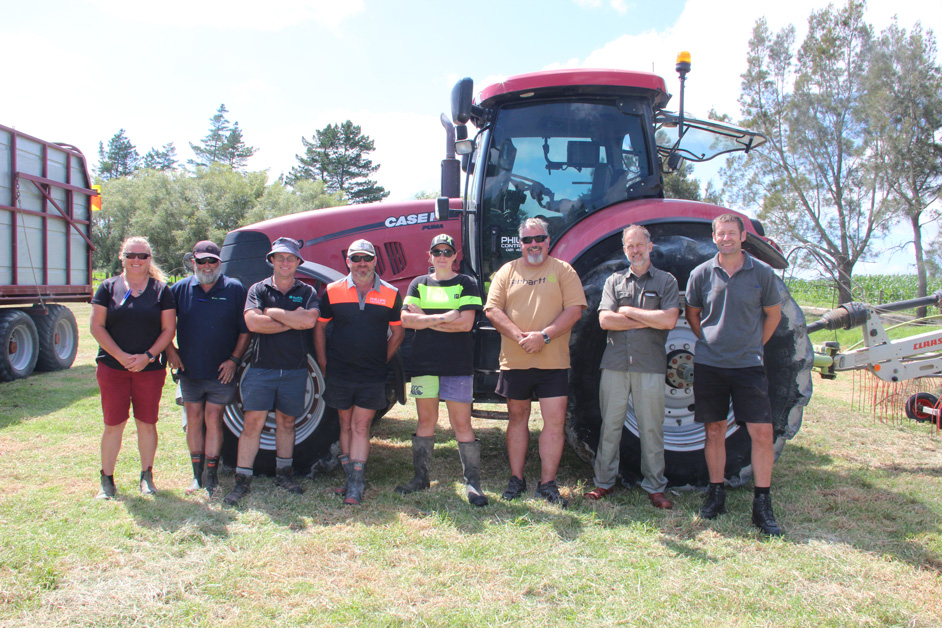 Tractor training rolled out at NorthTec